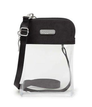 Baggallini Clear Crossbody bag