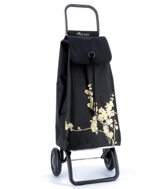 Rolser Shopping Cart - Gold Cherry Blossom