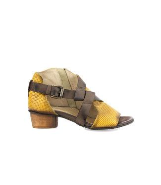 Unity Diversity Silene Yellow Sandals