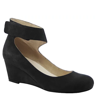 Sascha London Vespa Wedge Heel
