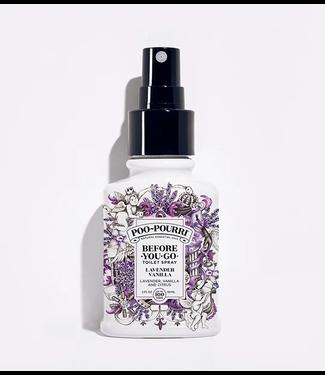 Poo Pourri Lavender spray