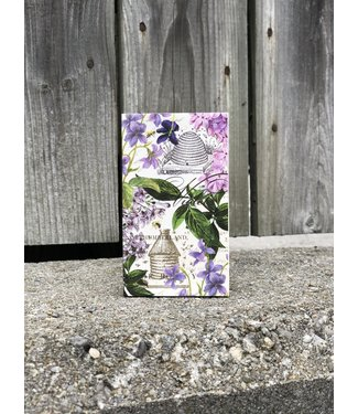 Michel Design Matches - Lilac and Violets