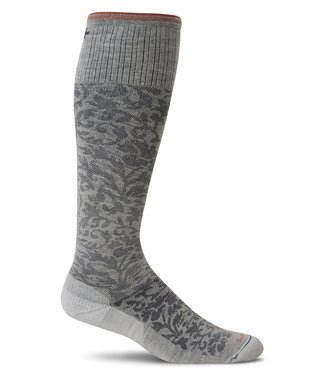 SockWell Compression Socks Oyster S/M