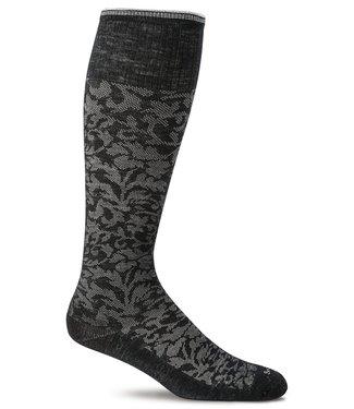 SockWell Compression Socks Black S/M
