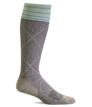 SockWell Compression Socks Khaki S/M