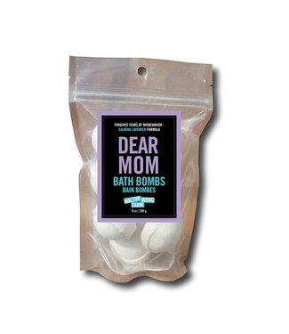 "Walton Wood Farm ""Dear Mom"" Bath Bombs"