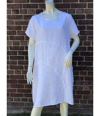 Beyond Capri White Dress