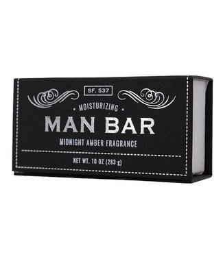 Gentlemens' Hardware Man Bar - Midnight Amber