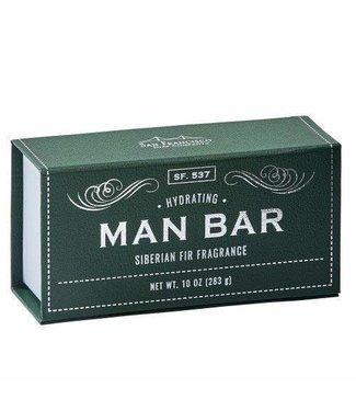 Gentlemens' Hardware Man Bar - Siberian Fir
