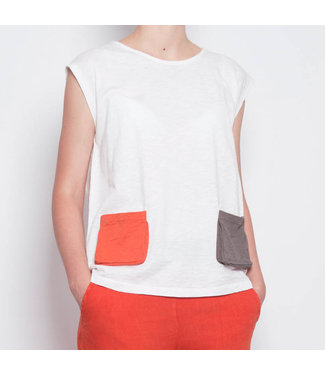 PAN Tee with Pockets