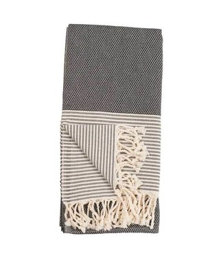 Pokoloko Turkish Towel - Black