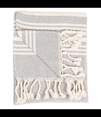 Pokoloko Hand Towel - Grey