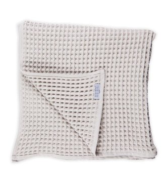 Pokoloko Waffle Towel - Light Grey