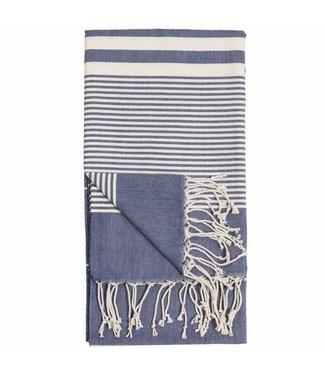 Pokoloko Turkish Towel - Harem Denim