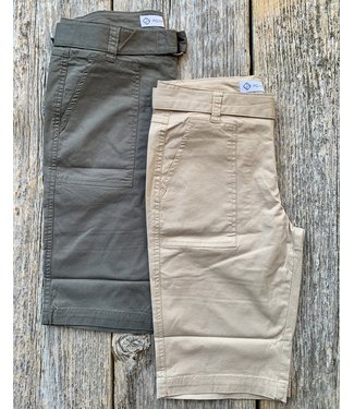 Point Zero Bermuda Shorts