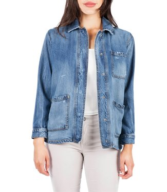KUT Jeans Llysa Denim Jacket
