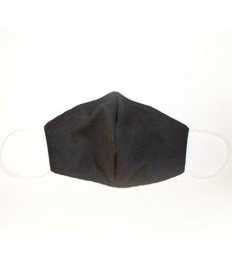 Pink Martini Face Mask (Reversible) - Carole Masks - Black