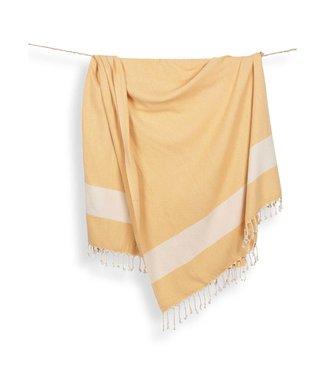 Pokoloko Turkish Towel - Diamond - Gold