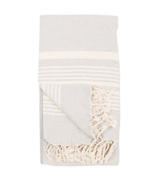 Pokoloko Turkish Towel - Hasir - Mist