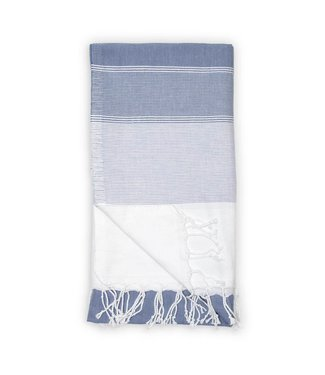 Pokoloko Turkish Towel - Lia - blue