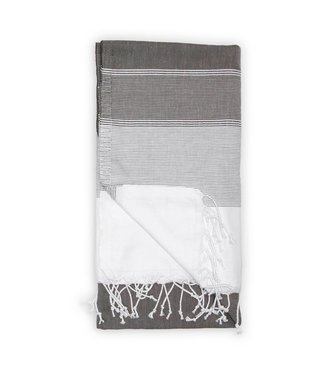Pokoloko Turkish Towel - Lia - Grey