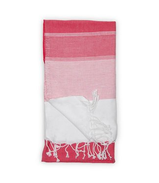 Pokoloko Turkish Towel - Lia - red