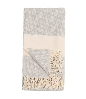 Pokoloko Turkish Towel - Diamond - Mist