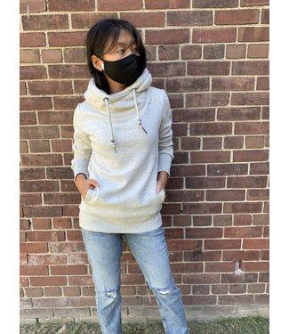 Ragwear Ragwear Sweatshirt - Gripy - White