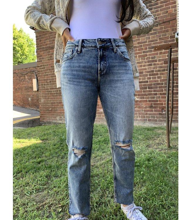 Silver Jeans Avery Slim - Indigo