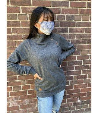 Ragwear Sweatshirt - Charcoal