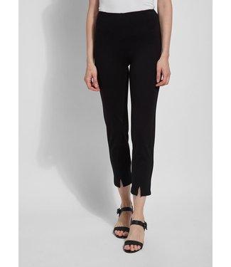 Lyssé Wisteria Ankle Pants - black