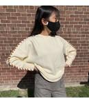 Molly Bracken Knitted Sweater - off white