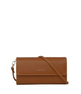 Matt & Nat DREWMED Crossbody - chilli matte