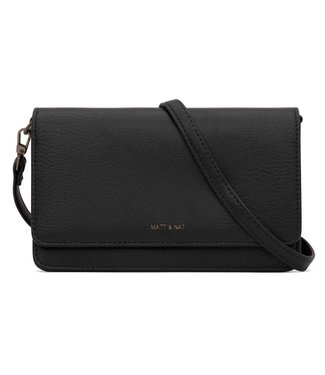 Matt & Nat BEE Crossbody bag - black