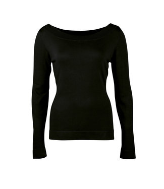 Zilch Sweater - Boat Neck
