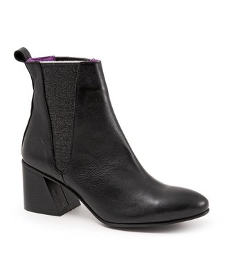 Bueno OXIDE Ankle Boots Black/Silver