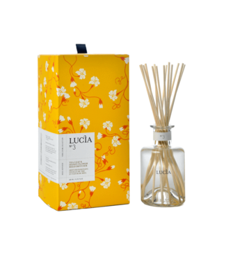 Lucia Diffuser - Tea Leaf & Honey