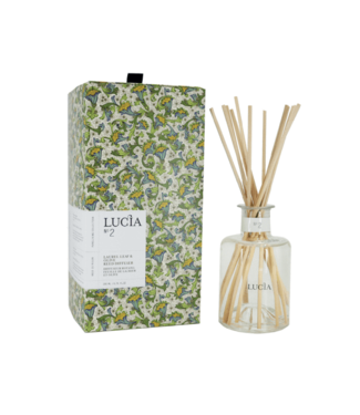 Lucia Diffuser - Olive Blossom & Laurel