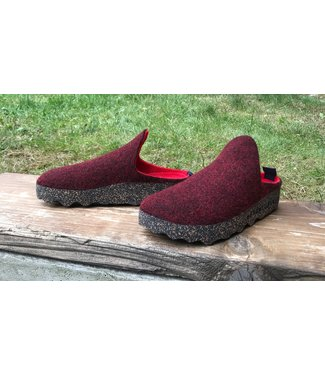 Bos&Co COME Shoes - Merlot