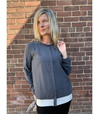 PAN Blouse - anthracite