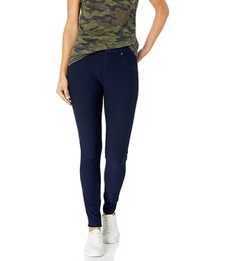 Hue Fleece Denim Leggings