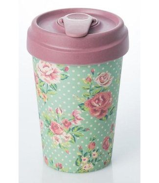 Chic Mic Bamboo cup - Vintage Roses