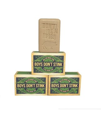 Walton Wood Farm Boys don't stink Soap Bar