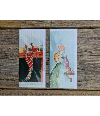 Pack of 2 Christmas Cards