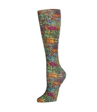 Celeste Stein Knee High Socks - Box Tweed
