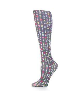 Celeste Stein Knee High Socks - Heartstrings
