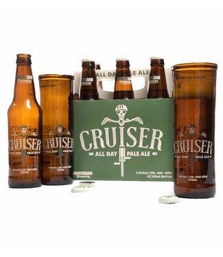 Artech Beer Bottle Glass - Cruiser All Day