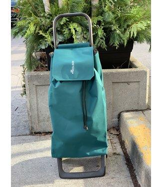 Rolser Small Shopping Cart - Green