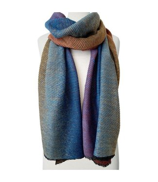 Ombre Scarf - Color Mix **