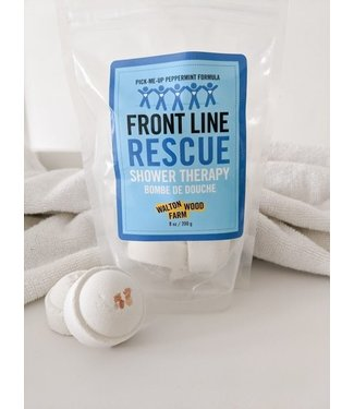 Walton Wood Farm Front Line Rescue Shower Therapy